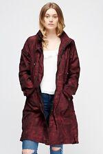 Metalic Sheen Jacket Size 16 Or 14 sale was £55.00 parka