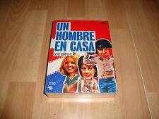 UN HOMBRE EN CASA SERIE COMPLETA EN DVD CON 12 DISCOS Y 39 EP. NUEVA PRECINTADA