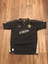 UMBRO THE CELTIC FOOTBALL CLUB SOCCER JERSEY MENS Medium EXCELLENT CONDITION