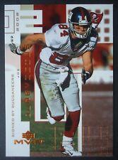 NFL 157 Joe Jurevicius Tampa Bay Buccaneers upper Deck Mvp 2002