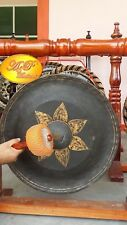 """Thai Gongs Ancient (21"""" , 2 pieces Hand-made Handicrafts from Thailand)"""