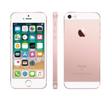 Apple iPhone SE - 32GB - Rose Gold (Simple Mobile) A1662 (CDMA + GSM)