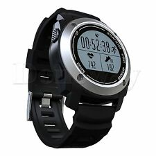 Waterproof Multi-Sport GPS Running Watch Heart Rate Monitor Wrist Smart Tracker