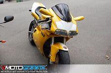 Ducati 748 916 996 998 1993 - 2002 Front Fairing Number Board 3D Gel Protector
