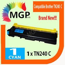 1x Compatible TN240C Cyan Toner for Brother MFC-9120CN HL-3045CN HL-3075CW