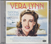Vera Lynn : National Treasure Ultimate Collection Best Of Greatest Hits 2CD
