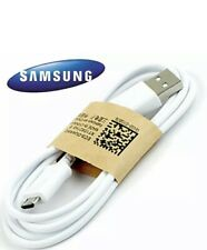 Genuine Original Samsung Galaxy S3 S4 S5 S6 S7 EDGE PLUS Fast Charger USB WHITE