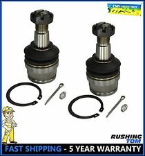 94-96 Dodge Ram 2500 3500 2WD RWD (2) Front Driver & Passenger Lower Ball Joint