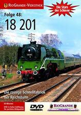 DVD Stars der Schiene 48 - 18 201 Schnellfahrlok