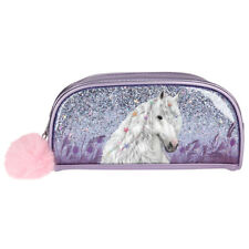 Depesche Miss Melody Pencil Case Tube with Glitter Cover - 10774_A
