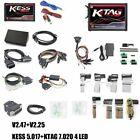 Kess V2 5.017 2.47 + Ktag V2 7.020 Version Unlimited Operations Ross Card