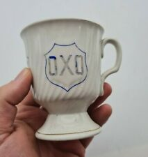 More details for vintage oxo advertising teacup c1920s - uncommon