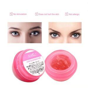 NEW Individual Eyelash Glue Remover Gel Semi Permanent Lash Extension Remover 5g