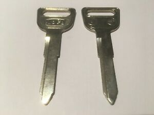 Honda Prelude Bj.1992 - 94 Schlüsselrohling Kraga HON 37