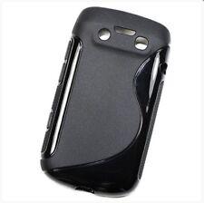 Housse Gel Silicone protection souple pour BLACKBERRY BOLD 9790 noir