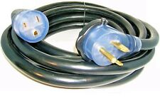 230v 50 A Primary Cord Welder Extension 50' 8/3  US Made - free shipping New