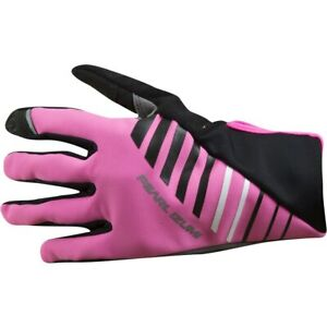 Pearl Izumi Women's Cyclone Gel Glove Screaming Pink Medium New Without Tag PAIR