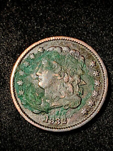 1832 U.S. Half Cent