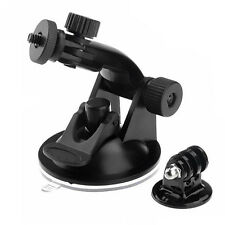 Trip Camera Suction Cup Accesories Aluminum Mount Screw For GoPro Hero 1 2 3
