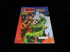 Conan album Artima Marvel géant : Conan spécial : La vengeance du désert
