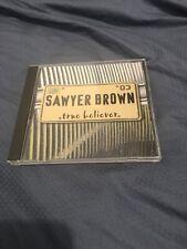 Sawyer Brown - True Believer (2003) -(CD)