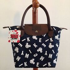 "DISNEY MICKEY MOUSE Bag Handbag Purse Tote Shopper Bag W 12"" x H 8"" cm (S)."