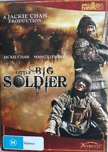 "JACKIE CHAN, WANG LEEHOM, PENG LIN       ""LITTLE BIG SOLDIER""      R.4    DVD"