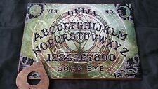 Wooden Classic Ouija Board Mystical Symbol & Planchette & Instructions Large A3