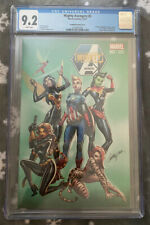 Mighty Avengers #2 (2013) CGC 9.2 J. Scott Campbell Variant Cover