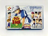 Game Boy Advance GBA - Tennis Aucun Oji-Sama : Aim At The Victory Japon Version