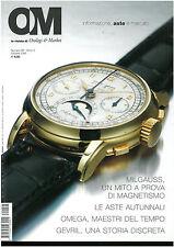 OM LA RIVISTA DI OROLOGI & MARKET N. 56 OTTOBRE  2006
