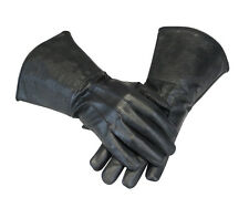 Men's Medieval Renaissance Gauntlet cosplay Gloves Long Arm Cuff