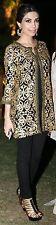 Pakistani Designer shalwar kameez, sana safinaz black  pure chiffon replica