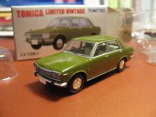 1/64 Tomica Limited Vintage Nissan Datsun Bluebird 510 1800 SSS (1970) diecast