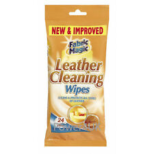 LEATHER CLEANING WIPES PK24 (FM004)