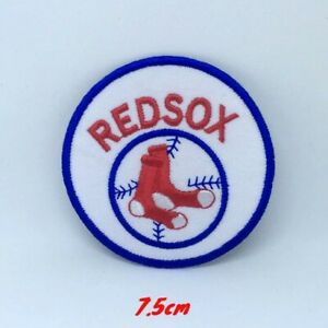 The Boston Red Sox American baseball team Iron Sew on Embroidered Patch #1375