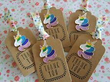 1 x Super Gorgeous Unicorn Pin Badge Gift Sister Friend Mum Teacher Auntie
