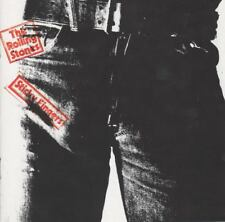 CD the rolling stones-Sticky Fingers-ROCK n roll