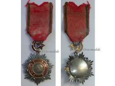 Turkey Ottoman Order Medjidie V cl Turkish Military Medal Decoration Crimean War