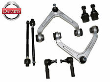 2005 DODGE RAM 3500 RWD Front Upper Wishbone Arms Lower Ball Joints Rack Ends