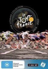 Le Tour De France-The Ultimate Collection -2003-2007(DVD, 2008,11 disc- Region 4