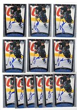 1X BRAD MAY AUTOGRAPH 1998-99 Upper Deck #380 NMMT Signed Auto Bulk Lot Availabl