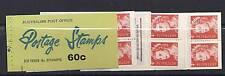 Australia 1966 4 cent exploded booklet Vf Mnh