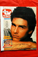 TOM CRUISE ON COVER 1989 VERY RARE EXYU MAGAZINE