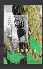 2001 MNH Indonesia Michel block 172