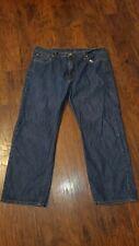 569 levis 40×32 blue jeans