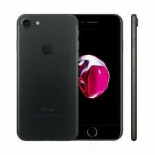 Apple iPhone 7 - 256GB - Negro Mate (Libre)