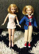MARY KATE & ASHLEY Twins Dolls Figures Lot 2