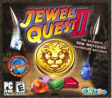 Jewel Quest II PC Games Windows 10 8 7 Vista XP Computer puzzle jewel quest 2