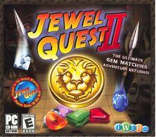 Jewel Quest II PC Games Windows 10 8 7 XP Computer puzzle jewel quest 2